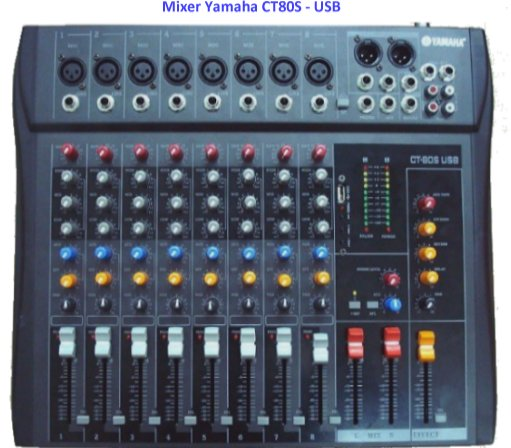 Harga Mixer  Channel Yamaha