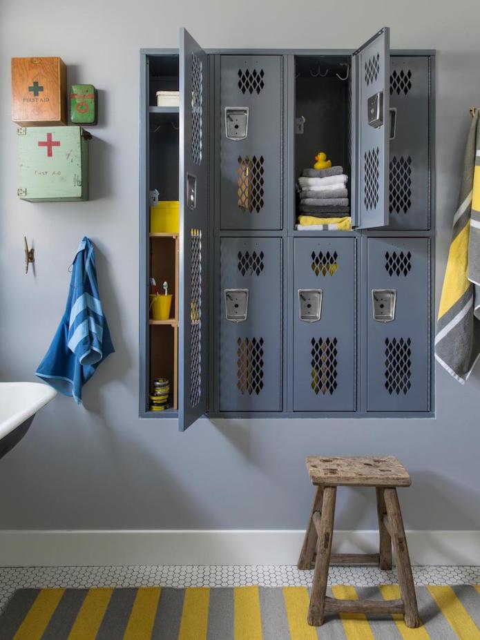 Cómo decorar el baño de los niños