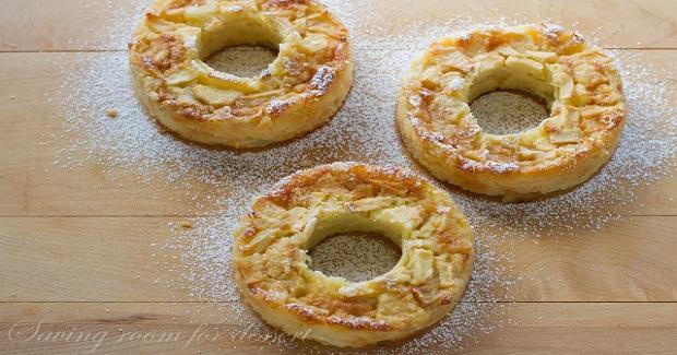 Mini Fresh Apple Cakes Recipe