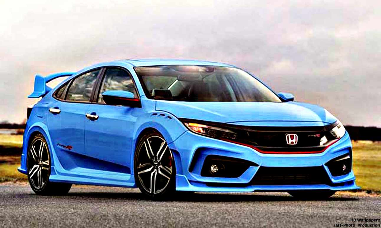 honda civic type s - photo #5
