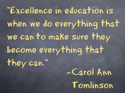 Quotes About Excellence In Teaching