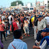 Escasez de transporte público genera caos en el casco central de Maracaibo