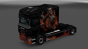 Roker Skin for Scania RJL Longline