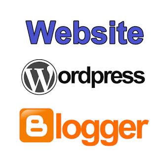 jamhuri.web.id  | Apa Bedanya Blog dan Website?