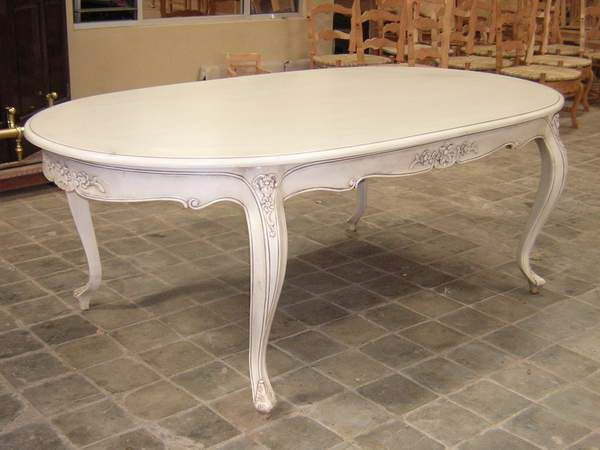 French Marble Top Dining Table W198xd107xh76 Cm Sgd 1 500
