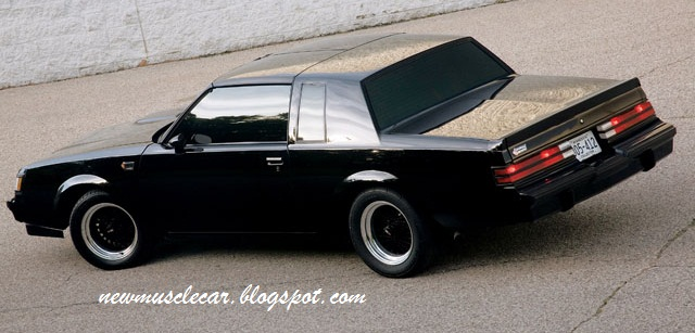 Classic Car Information 1982 1987 Buick Grand National Review Of