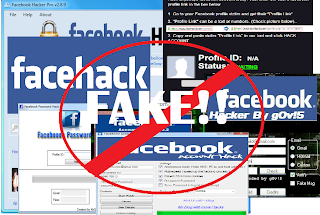 Hacking Someone's Facebook Password Using Some Software Or