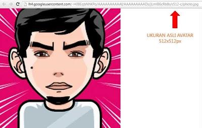 Percepat Loading Komentar dengan Memperkecil Avatar di Blogger/Blogspot