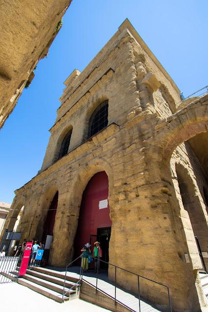 Teatro antico romano-Orange