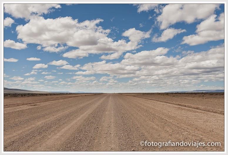 conducir en ripio en patagonia
