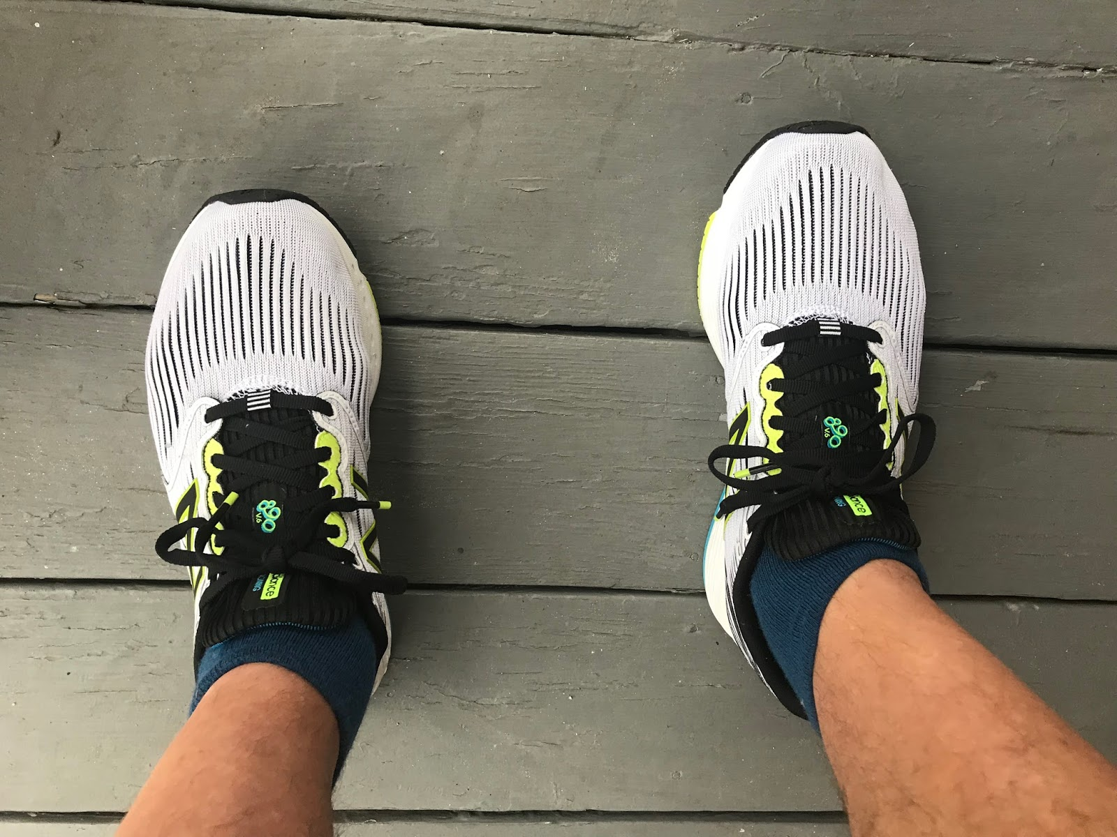 Road Trail Run: New Balance 890v6 Review: A Firm, Stable Rocket