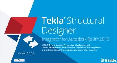 Tekla Structural Designer 2019 v19 0 0 104 (32/64 Bit) Free Full