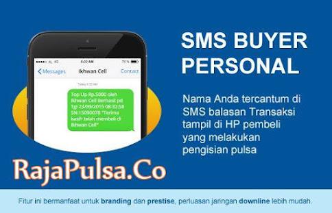 Server Agen Pulsa Murah Yang Ada Fitur Fasilitas SMS Buyer