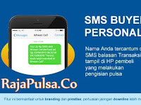 Cara Edit SMS Buyer Pembeli
