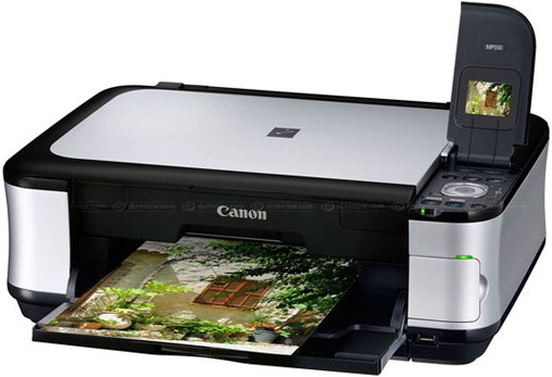 how to set up pixma canon 2965