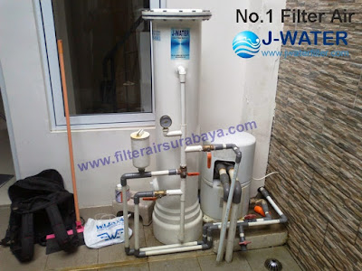 filter air sumur surabaya