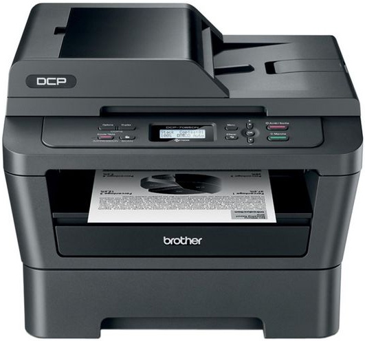 Resetting Low Toner message on Brother DCP-7060, DCP-7060D