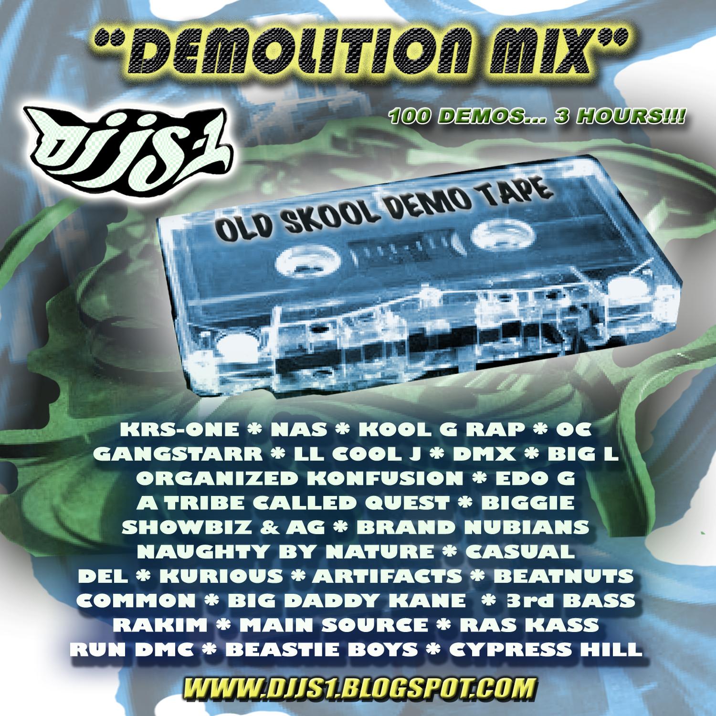 DJ JS-1: DJ JS-1