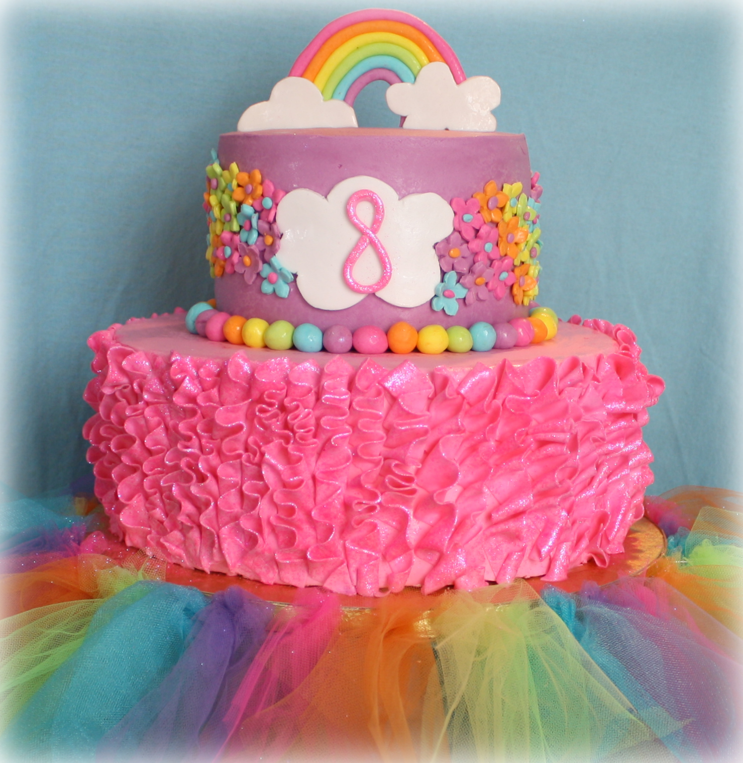 Happy Birthday Cakes For Girls: The Butterfly Sweets Blog