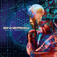 "Το album των Sinheresy ""Out of Connection"""