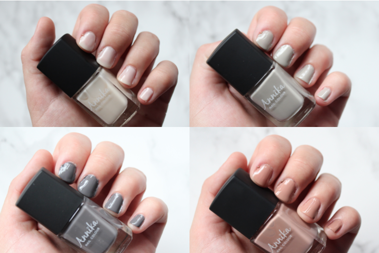Annika Nail Polish Review
