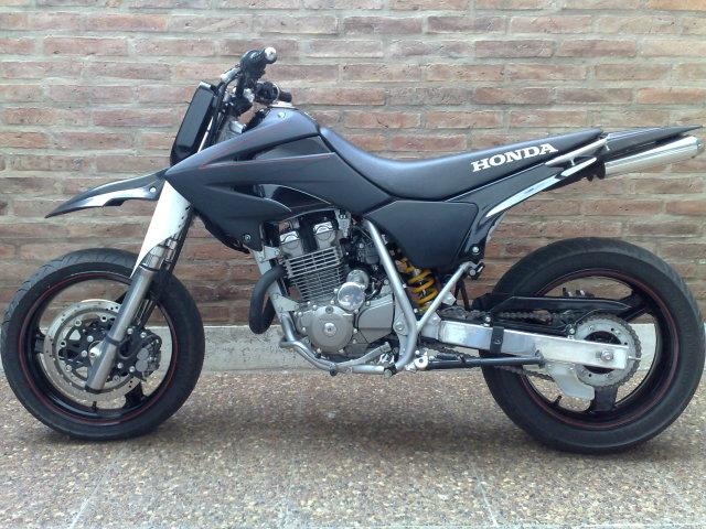 motos tuning: HONDA TORNADO Xr 250