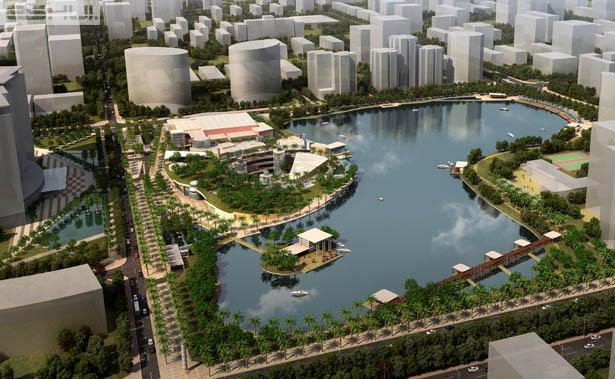 Tổng quan chung cư Vinhomes Sky Lake Phạm Hùng