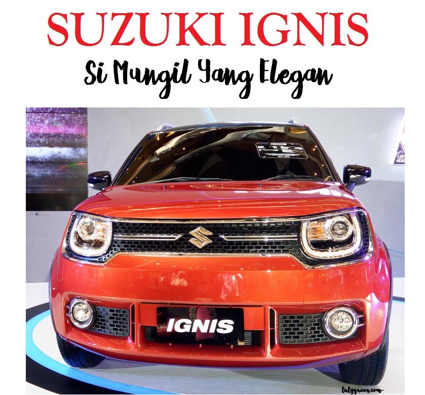 Mobil Genre Baru Keluaran Suzuki