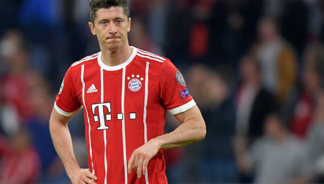 Mercato Bayern: Lewandowski only wants Real Madrid