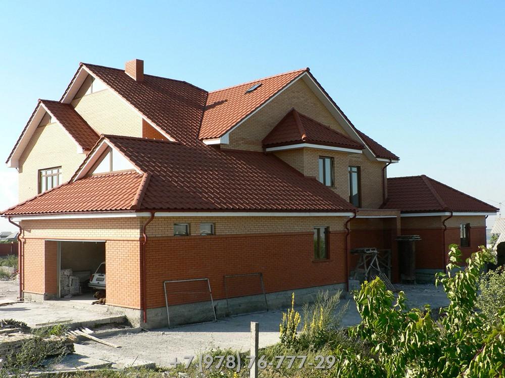 Строительство кирпичных домов одноэтажных