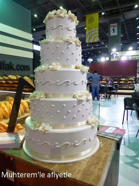 maket düğün pastası