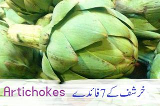 artichokes meaning in urdu
