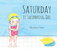 Saturday Is Swimming Day Book Cover