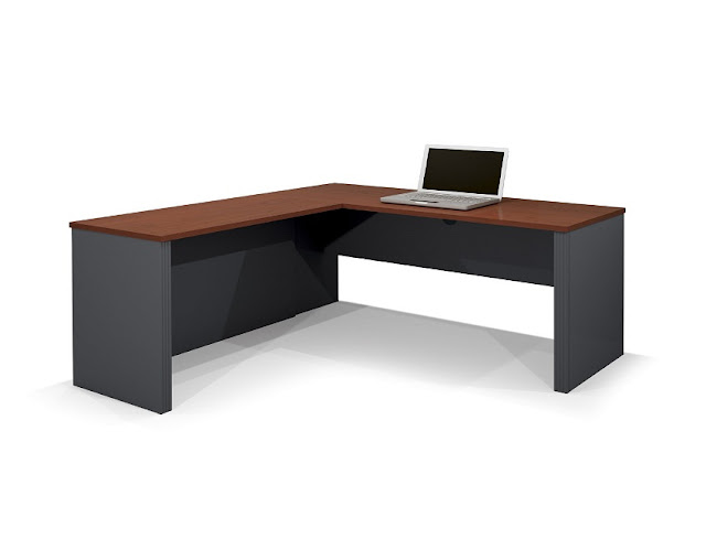 best buy cheap office desks India l shaped for sale online
