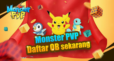 Game Monster PVP Tahap Open Beta