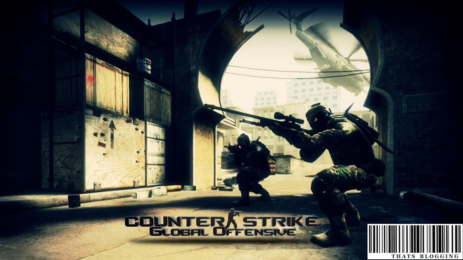 Download Counter Strike 1.6 High Definition Wallpapers