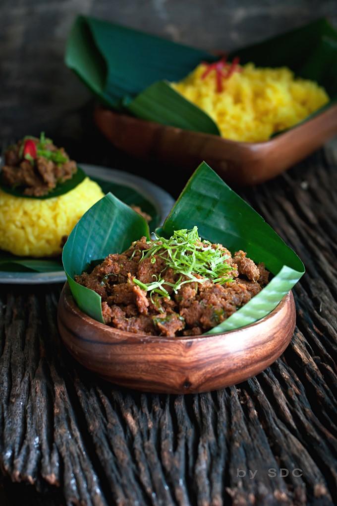 Melley Mey S Kitchen Resipi Rendang Daging Klasik