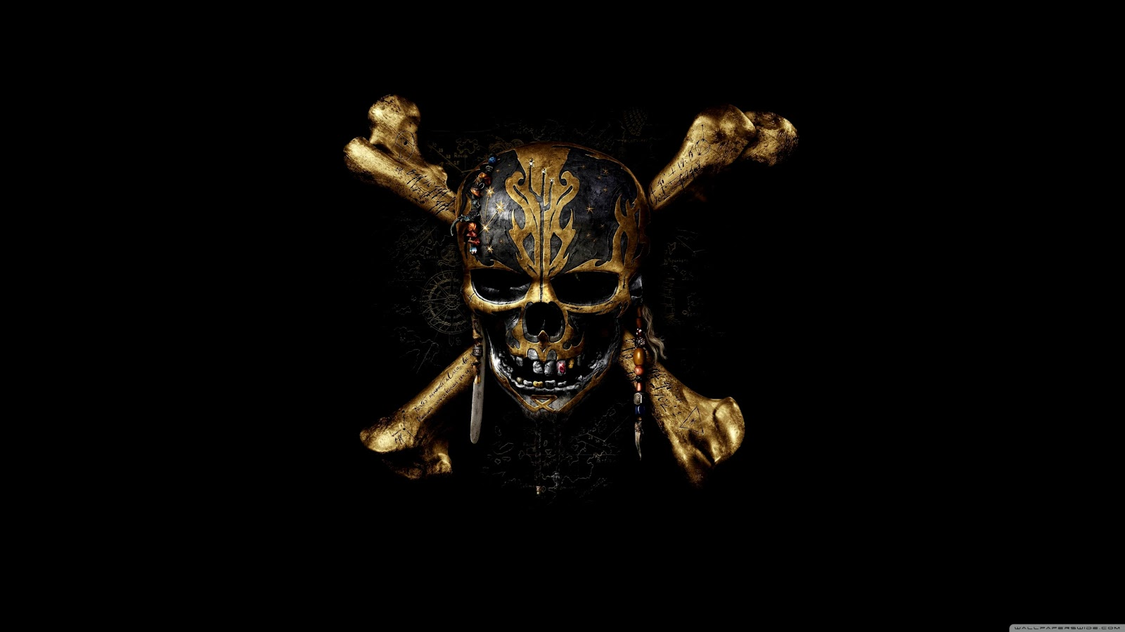 Free Pirates The Caribbean Desktop Wallpaper