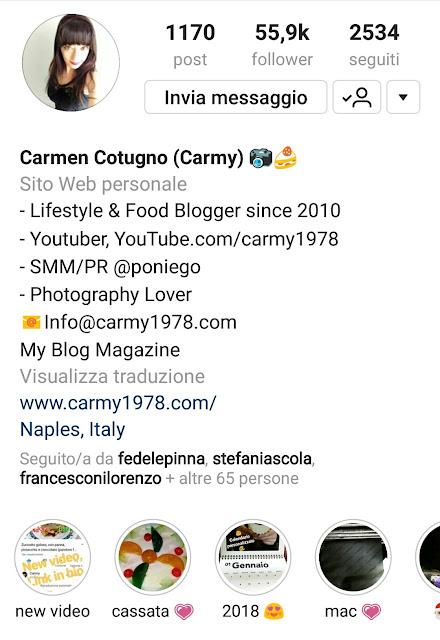 carmy instagram