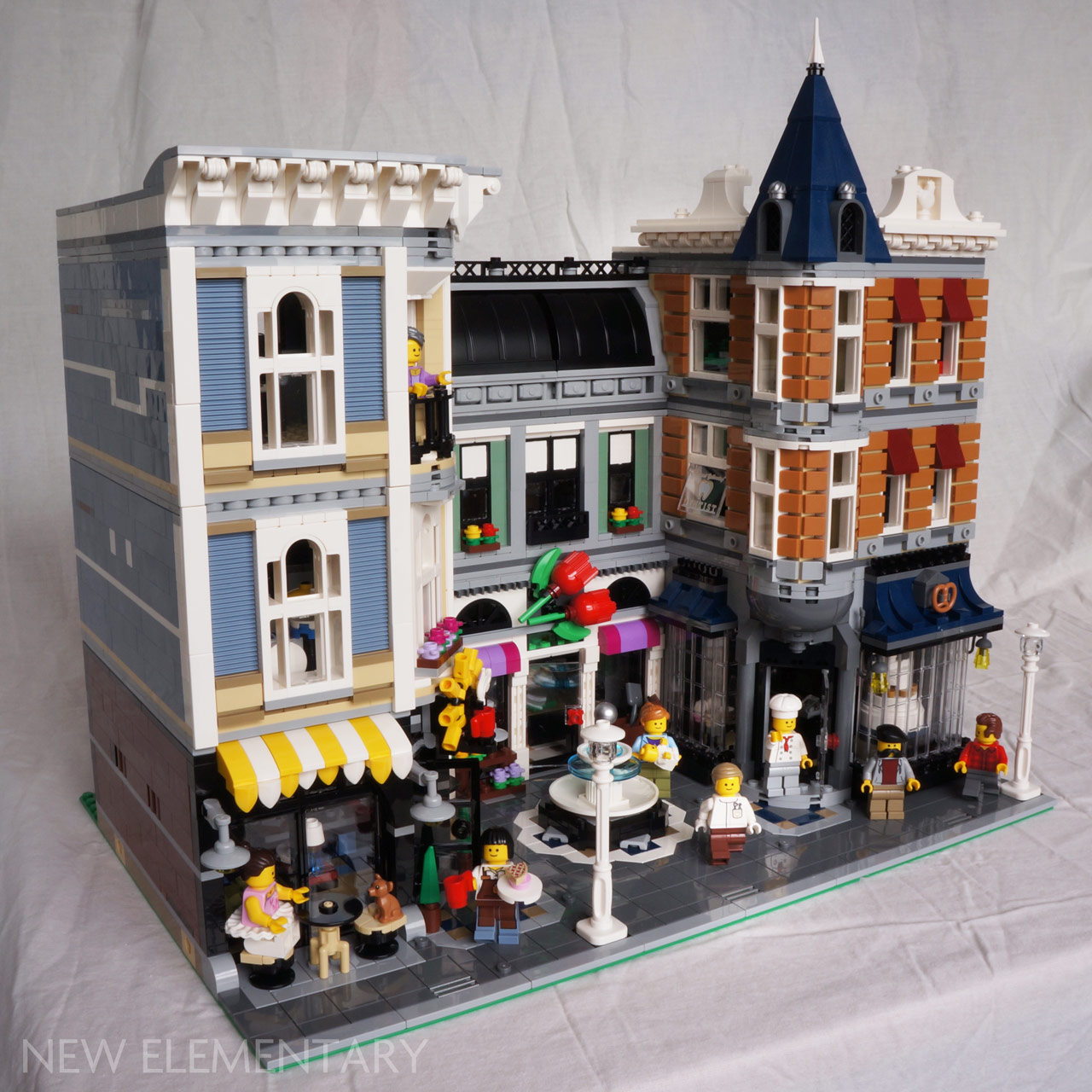 Assembly Square: part ...