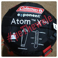 Sleeping Bag ColemanExponent Atom X380