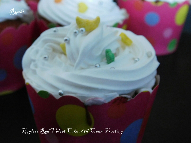 Red Velvet Cake Recipe In Tamil