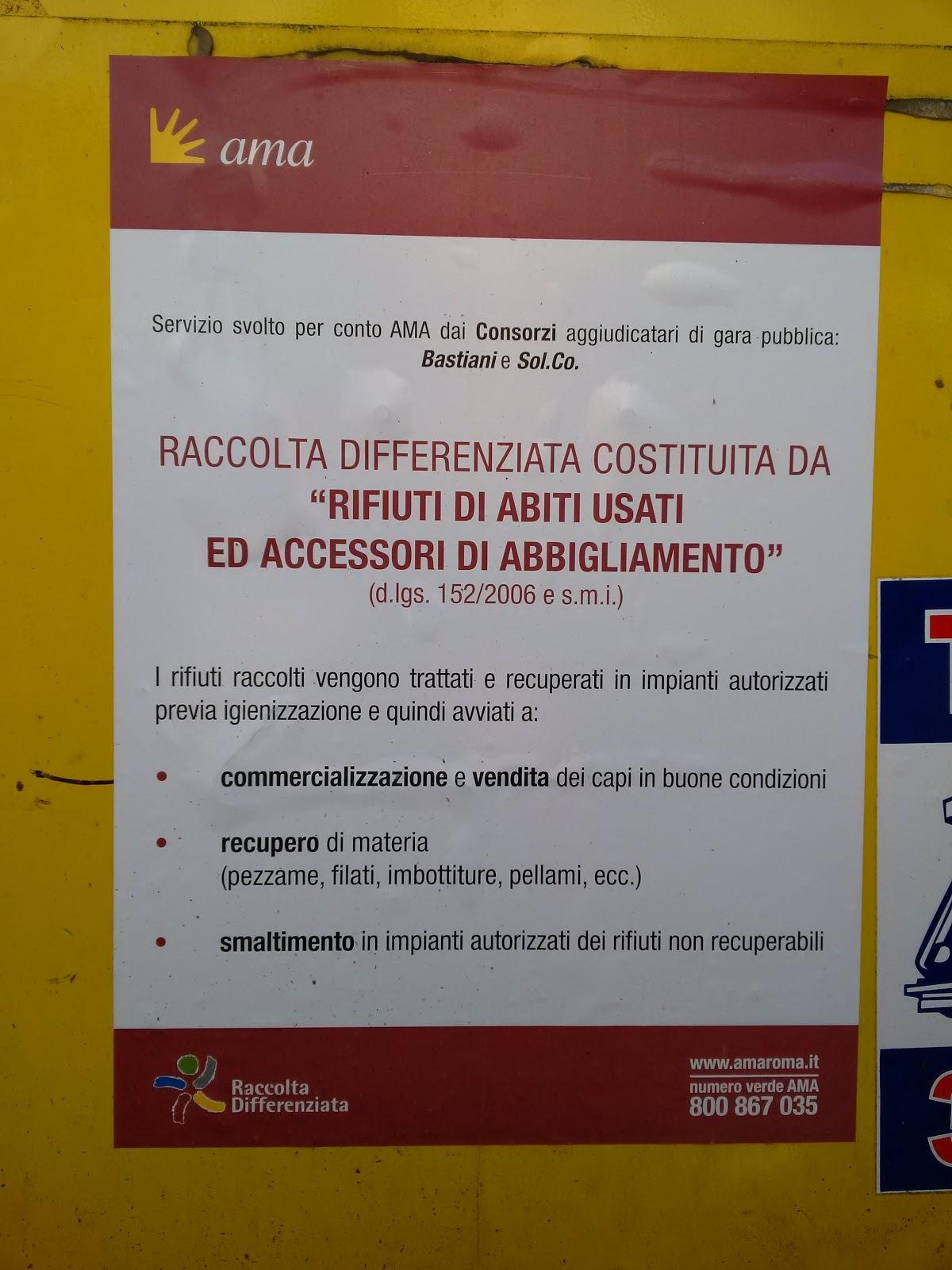 low priced d56d8 90da6 ROMA FA SCHIFO: 1800 orribili cassoni gialli della mafia ...