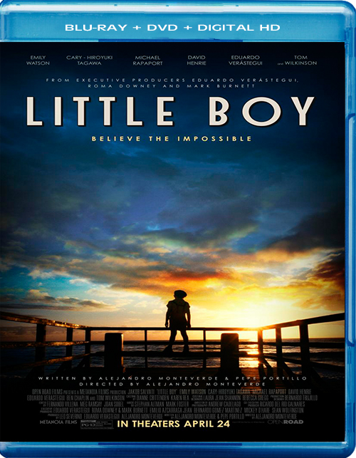 Little Boy [2015] [DVDR – BD] [NTSC] [Latino] [Remasterizado]