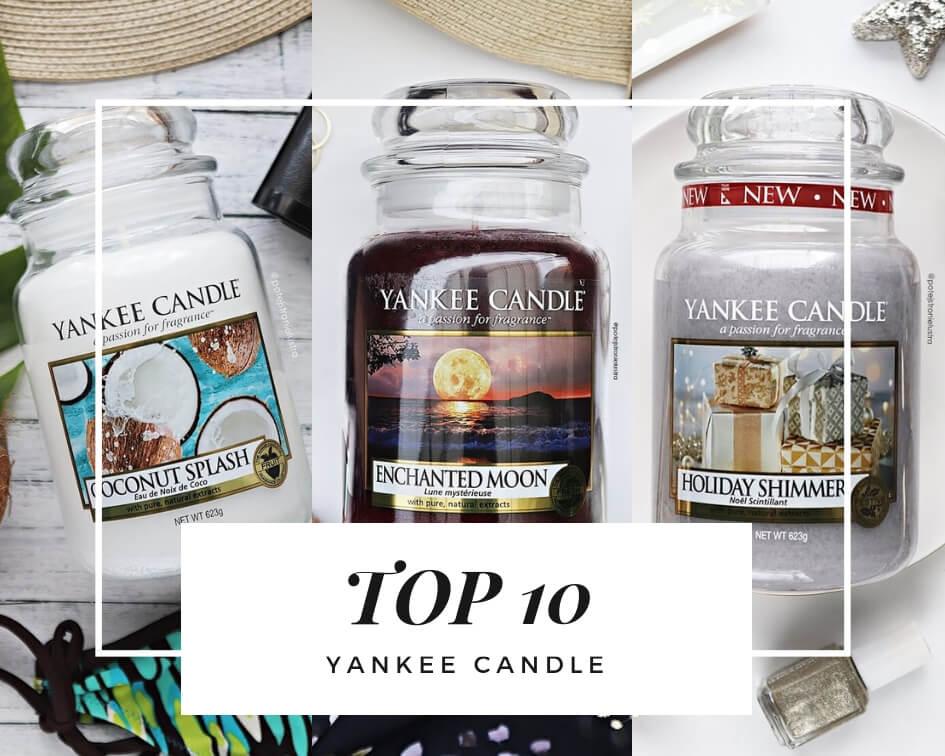 top 10 najładniejszych zapachów yankee candle 2018