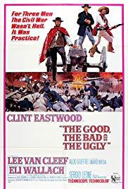 9- İyi,Kötü ve Çirkin (Il buono, il brutto, il cattivo) 1966
