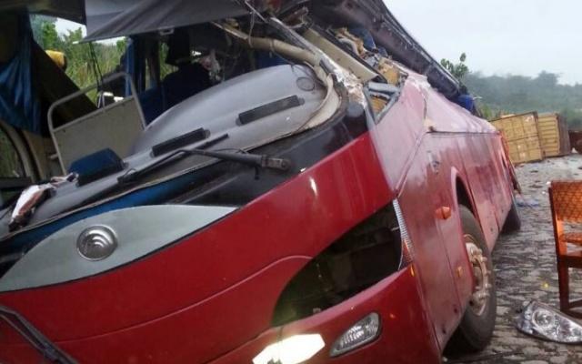 10 dead in Nkawkaw crash