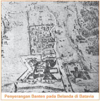 Perlawana rakyat banten dipimpin oleh sultan ageng tirtayasa di batavia