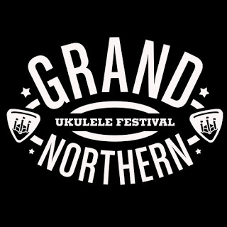 grand Northern Ukulele Festival Logo