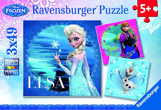 Best Frozen Gift Ideas: Jigsaw Puzzles